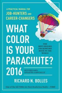 What Color Is Your Parachute by Richard Bolles