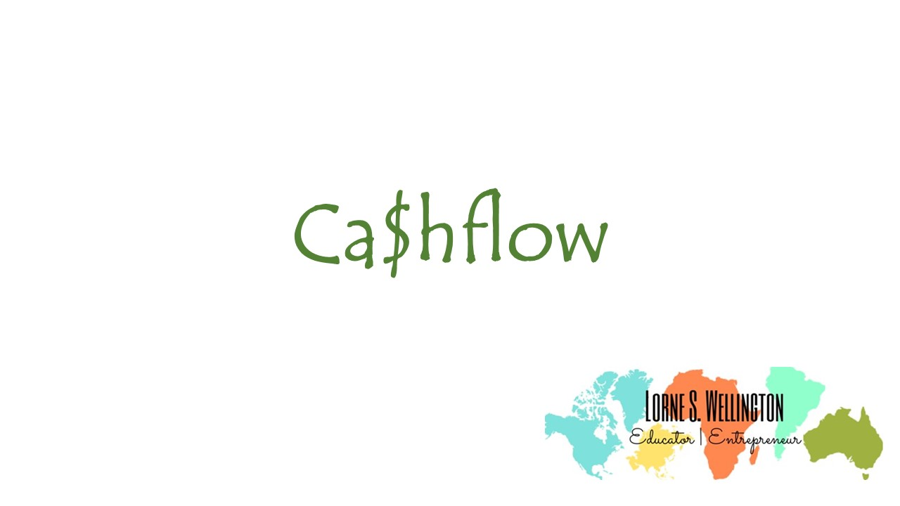 Download free cashlow budget in excel.