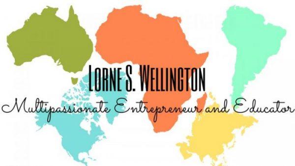 Lorne S. Wellington, MBA logo